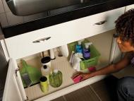KraftMaid Kitchen Innovations: CoreGuard® Sink Base
