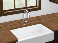 Solid Surface Affinity Countertop: ES33 Sediment