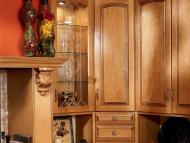 KraftMaid Kitchen Innovations: Drawer Storage Angle