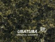 Wolf Palette Collection: Ubatuba Natural Granite