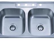 Dowell Topmount Sink: 60043322 A