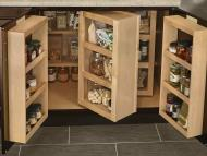 KraftMaid Kitchen Innovations: Base Multi-Storage Pantry