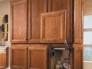 KraftMaid Kitchen Innovations: Vanity Vertical Lift Door Cabinet
