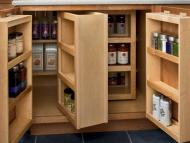 KraftMaid Kitchen Innovations: Base Multi-Storage