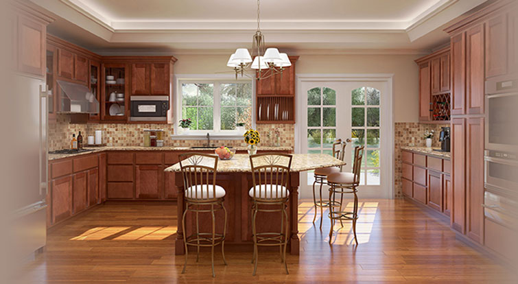 South Jersey In Stock Kitchens