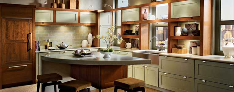 Semi Custom Kitchen Cabinets: American-Made RTA Cabinets In NJ